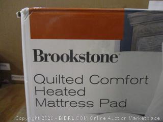 Queen Heated Mattres Pad