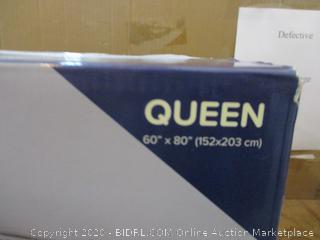 Queen Warming Mattress Pad