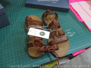 Universal Thread Sandals   7