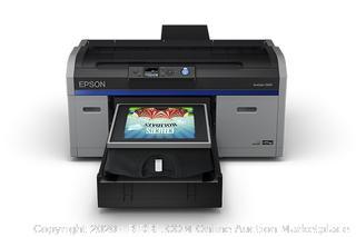 Epson Sure Color SC-F2100 (Retail $17,995.00)