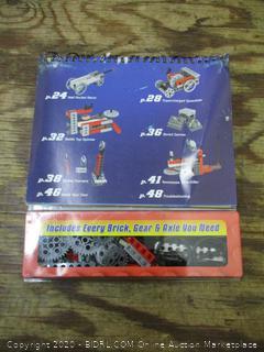 Brick, Gear & axle you need