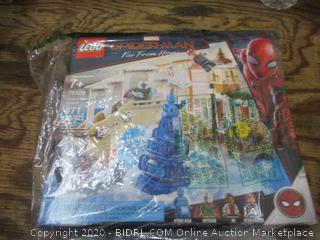 Lego Spiderman