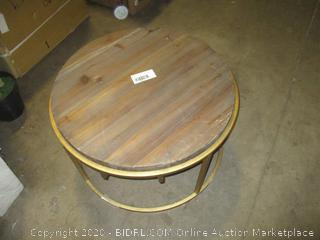Round Table /some scratches see pictures