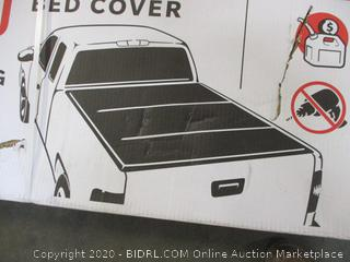 Solid Fold Tri fold Hard Truck Bed Cover