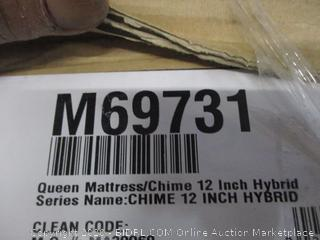 Sleep Delivered queen Mattress