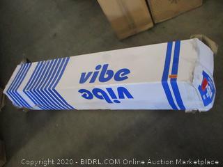 "Vibe 12"" Memory Foam Mattress King"