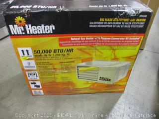 Mr Heater  Big Maxx Utility /Unit gas Heater