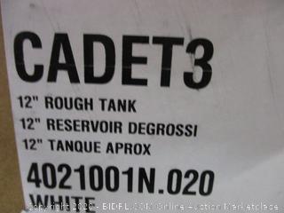 "Cadet3 12"" Rough Tank Incomplete Set"