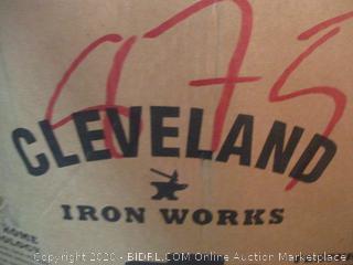 Roadrunner Cleveland Iron Works