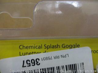 Stanley Chemical Splash Goggles