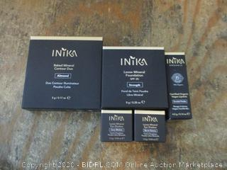 Inika  Cosmetic Lot