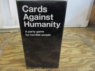 Cards Against Humanity A party game for horrible people