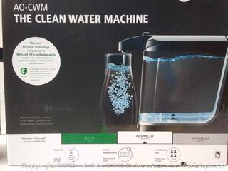 A.O. Smith The Clean Water Machine(previously owned, powers on) online $149