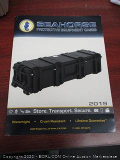 Seahorse SE 630 Case with Metal Locks