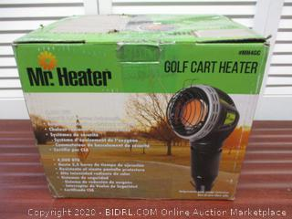 Golf Cart Heater