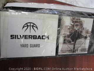 Silverback Basketball Yard Guard Defensive Net System Rebounder (Retail $150)