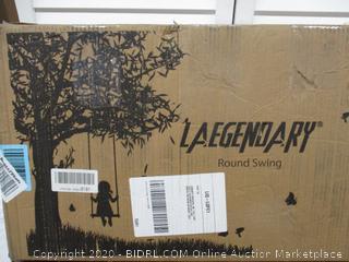 Laegendary Round Tree Web Swing (Retail $100)