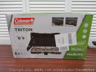 Coleman Triton Stove