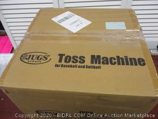Jugs Toss Machine (Retail $250)