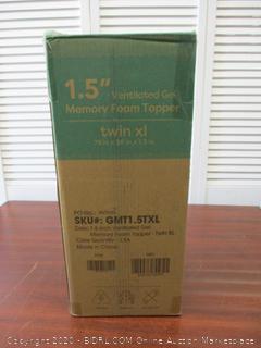 1.5 Inch Twin XL Topper