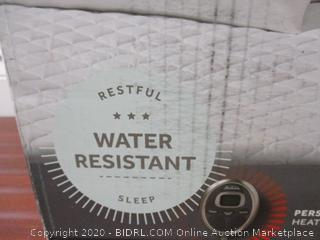 Twin Heated Mattress Pad
