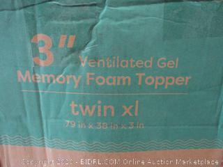 3 Inch Twin Topper