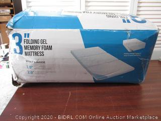 3 Inch Folding Mattress