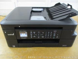 Brother MFC-J775DW INKvestment Compact Color Inkjet All-in-One Multifunction Printer