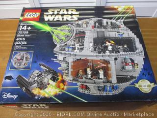 LEGO Star Wars Death Star 75159 Space Station Building Kit with Star Wars Minifigures