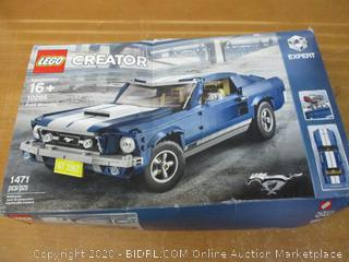 LEGO Creator Expert Ford Mustang 10265 Building Kit