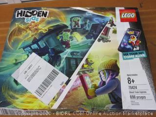 LEGO Hidden Side Ghost Train Express 70424 Building Kit