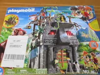PLAYMOBIL Hidden Temple with T-Rex Building Set