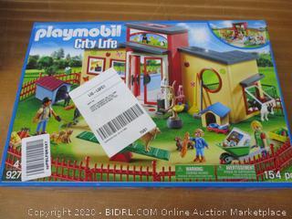 PLAYMOBIL City Life Building Set