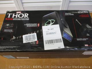 Avengers Marvel Legends Series Mjolnir Electronic Hammer
