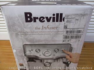 Breville The Infuser Espresso Machine (Retail $550)