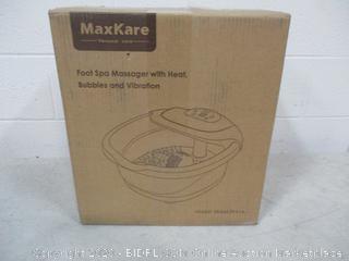 Max Kare Foot massager