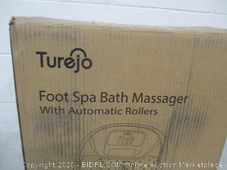 Turejo Foot Spa Bath Massager