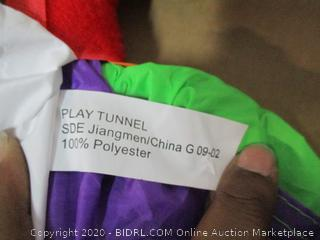 Kids Play Tunnel