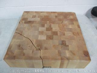 Booslock Cutting Board (See Pictures)