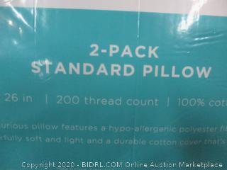 Waverly 2-pack Standard Pillow