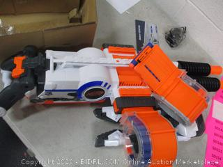 Nerf Double Barrel Blaster