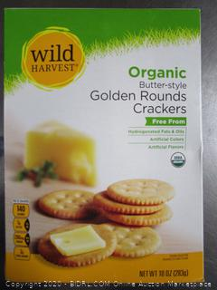 Wild Harvest Organic Butter-Style Golden Crackers