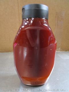 Jar Bottle (of BBQ sauce?)