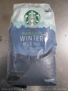 Starbucks Coffee Organic Winter Blend