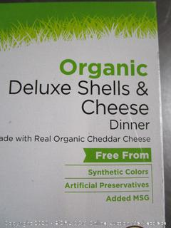 Wild Harvest Organic Deluxe Shells & Cheese