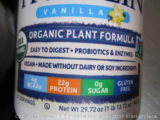 Garden of Life Raw Organic Protein