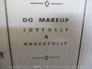Joligrace Makeup Case