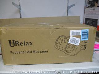 URelax Foot Massager (Powers On)