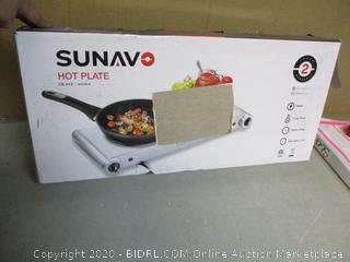 Sunav Hot Plate (Powers On)
