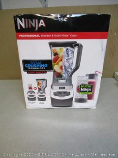 Ninja Professional Blender (Powers On)\